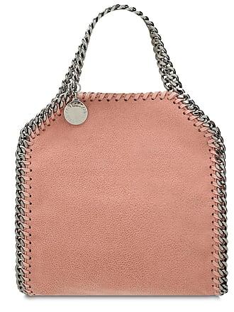 Stella McCartney Borsa a tracolla Falabella rosa mini b1fb12c7db8