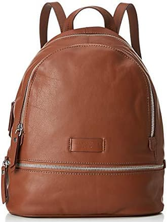 a62238744ba242 Liebeskind Essential Lotta Backpack Small - Borse a zainetto Donna, Marrone  (Bourbon),