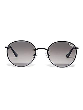 Quay Eyeware Farrah round sunglasses