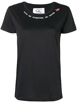 Quantum Courage Camiseta Forever or Never - Preto