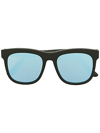 Gentle Monster Óculos de sol Pulp Fiction - Preto