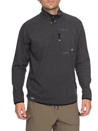 Quiksilver Mens Technical Half-Zip Sweatshirt