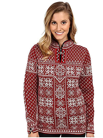 Dale of Norway Peace (Red Rose/Off White 2) Womens Sweater