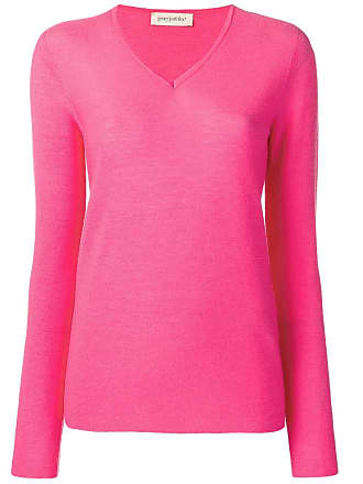 Gentryportofino V-neck sweater - Rosa