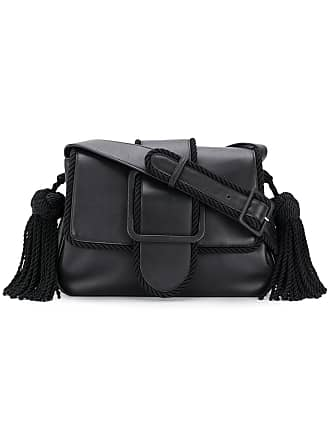 93844fa8c86d Marco De Vincenzo Giummi bag with details in trimming - Black