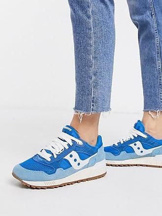 Saucony Shadow 5000 - Sneaker im Vintage-Stil-Blau