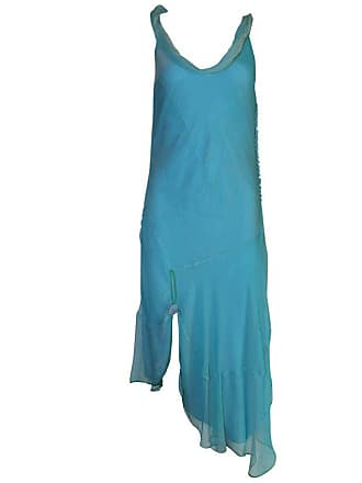d52b153368 Dior Beautiful Christian Dior By John Galliano Seafoam Silk Chiffon Dress