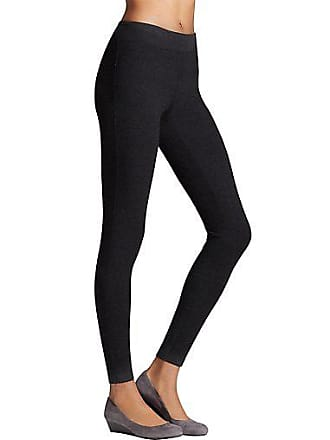 16a168a81e02e3 L'eggs Hanes X-Temp Constant Comfort Leggings with Flex Waistband Black XL