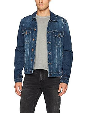 Joe's Mens Rouge Denim Jacket, Caz, M
