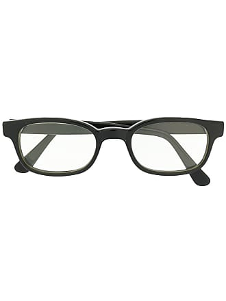 Dolce & Gabbana Eyewear Armação de óculos wayfarer - Preto
