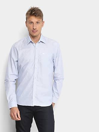 c46e1f4475f Lacoste Camisa Lacoste Manga Longa Masculina - Masculino