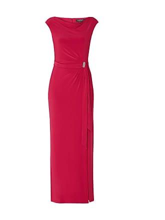65012d05ad0494 Lauren Ralph Lauren Abendkleid mit Schmuckdetail