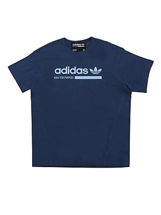 adidas Performance Camiseta adidas Menino Escrita Azul-Marinho