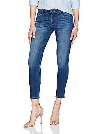 DL1961 Womens The Florence Instasculpt Skinny Cropped Jean, Archer, 28