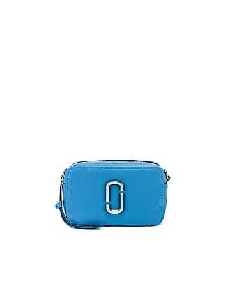Marc Jacobs The Softshot 21 in Baby Blue