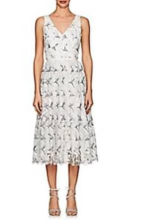 42a9a9daa896 Sophia Kah Womens Lace A-Line Cocktail Dress - White Size 14 UK