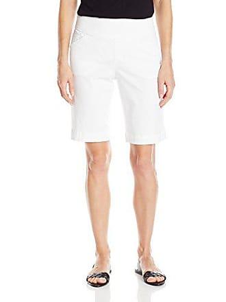 b65db657f29d Jag Jeans Womens Ainsley Pull On Classic Bermuda Bay Twill