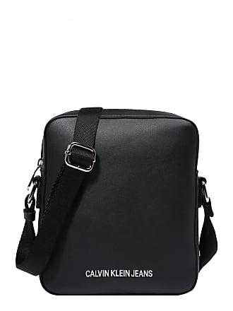 1dea7a2fc69 Calvin Klein Jeans Schoudertas MICRO FLAT PACK zwart