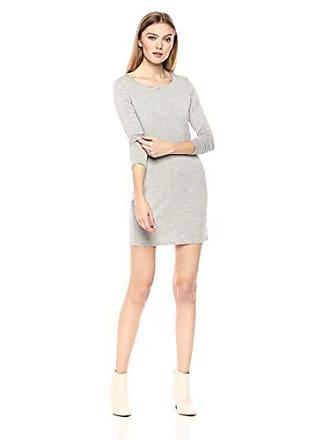 5d380133bd5 Lyss Loo Womens Comeback Baby Long Sleeve Body-Con Mini, Gray X-Large