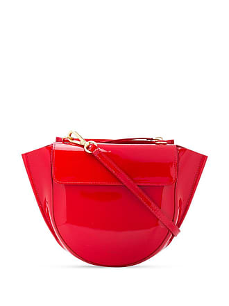 Wandler Bolsa tiracolo Hortensia mini - Vermelho