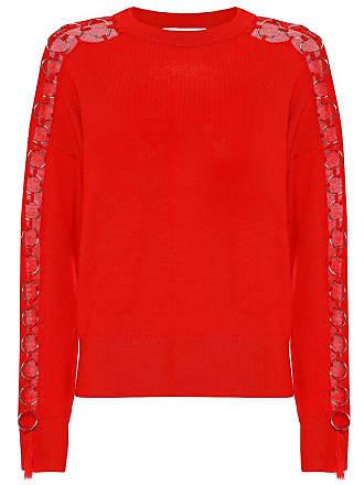 Jonathan Simkhai Embellished wool sweater