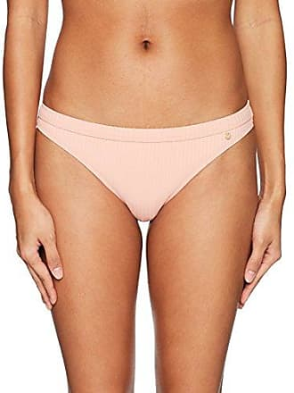e771abc23d579 Roxy Juniors Waves Only Scooter Bikini Bottom, Rose tan, XS
