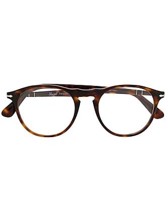 Persol Óculos redondo - Marrom