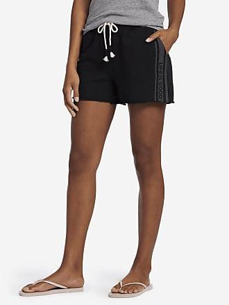Life is good Womens LIG Stripes Simply True Shorts XXL Night Black