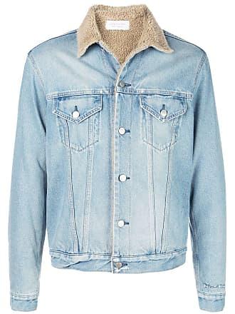 John Elliott + Co Jaqueta jeans - Azul