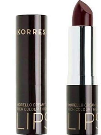 Korres Lippen Morello Creamy Lipstick Nr. 23 Natural Purple 3,50 g