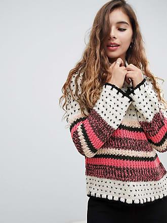 Only chunky mix print knit - Multi