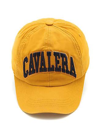Cavalera Boné Cavalera Logo Amarelo
