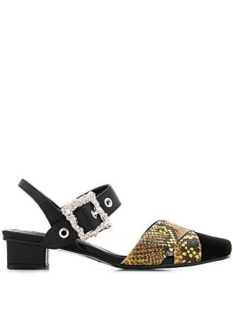 Yuul Yie open toe pumps - Black