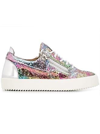 Giuseppe Zanotti Gail Glitter sneakers - Pink