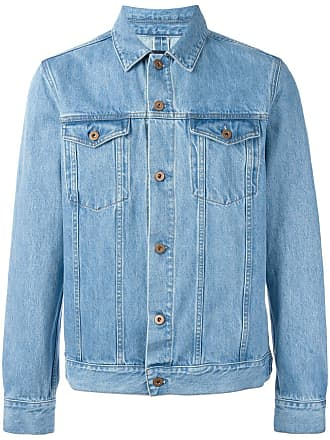 Natural Selection Jaqueta jeans - Azul