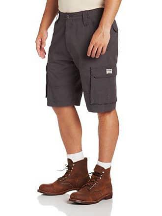 Wrangler Mens Genuine Clearwater Ripstop Cargo Short, Knight, 38