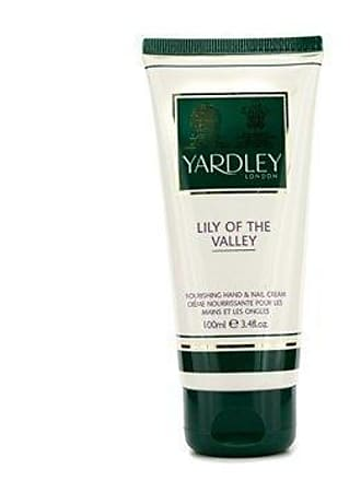 Yardley Lily Of The Valley Nourishing Hand & Nail Cream For Women 100Ml/3.4Oz