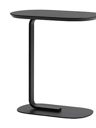 MUUTO Relate Beistelltisch - schwarz/LxBxH 56,2x34x60,5cm