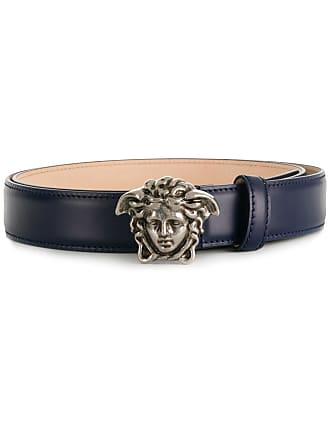915daa41b7f Versace Cinto com fivela Medusa - Azul