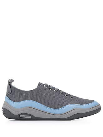 Lanvin mid-top diving sneakers - Grey