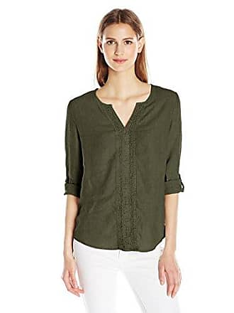Three Dots Womens Yana, Sweet Fern, Medium