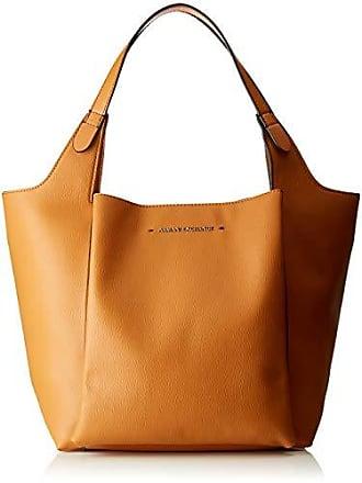 Armani One Strap Shoulder Bag, Sacs portés épaule femme, Marron (Cognac), ea2f4278c70