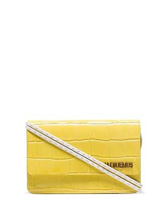 Jacquemus Bolsa tiracolo Le Sac Riviera - Amarelo