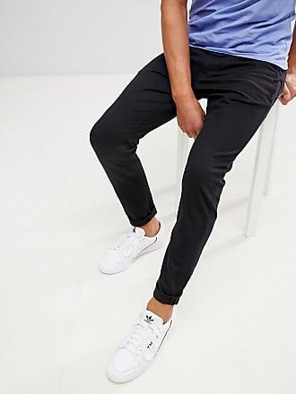 4550a0d4348 G-Star D-Staq - 3d Tvättade skinny jeans - Svart