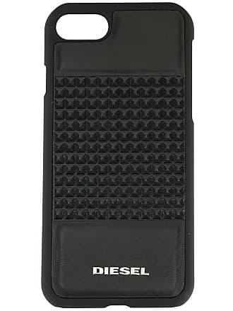 Diesel Capa para iPhone 7 Pluton - Preto