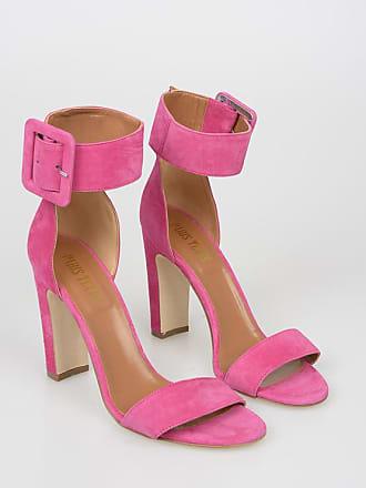PARIS TEXAS 11cm Leather Sandals size 39,5