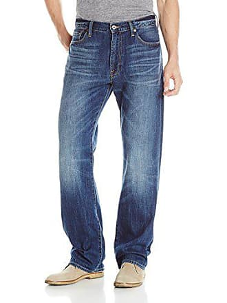 Lucky Brand Mens 181 Relaxed Straight Jean, Lakewood, 32x34