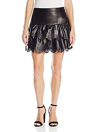 Parker Womens Ciara Skirt, Black, 2