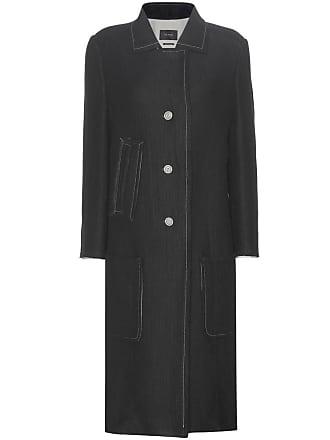 Isabel Marant Wool-blend coat
