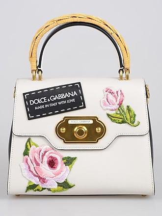 Dolce   Gabbana Borsa a Spalla WELCOME in Pelle taglia Unica dd805e1cdf7